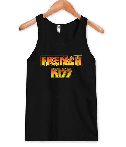 french kiss  Tank Top