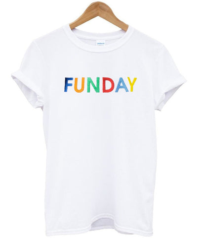 funday tshirt