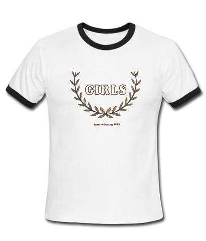 girls ring T shirt