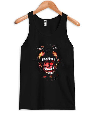 givenchy rottweiler Tanktop