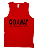 go away tanktop