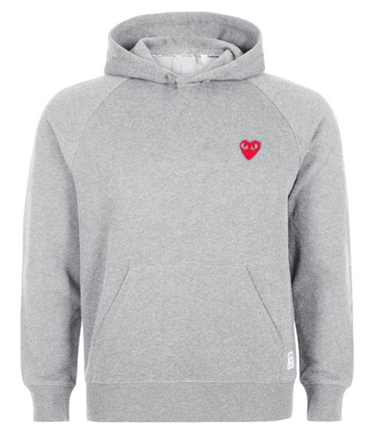 great commes des garcons hoodie
