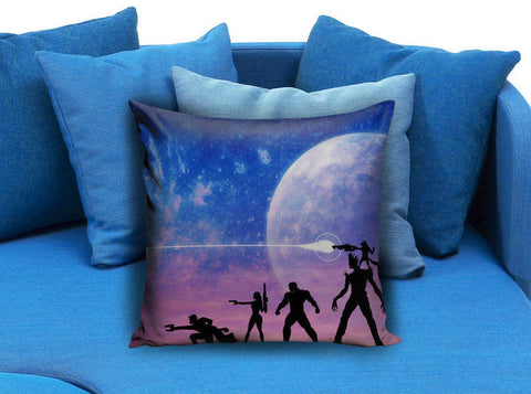 guardians of the galaxy Pillow case