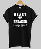heart breaker T shirt