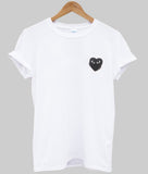 heart eyes T shirt