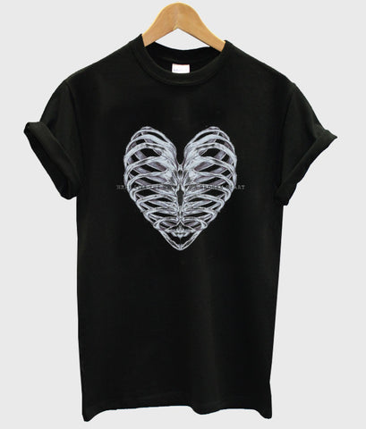 here lies the bones of a broken heart shirt