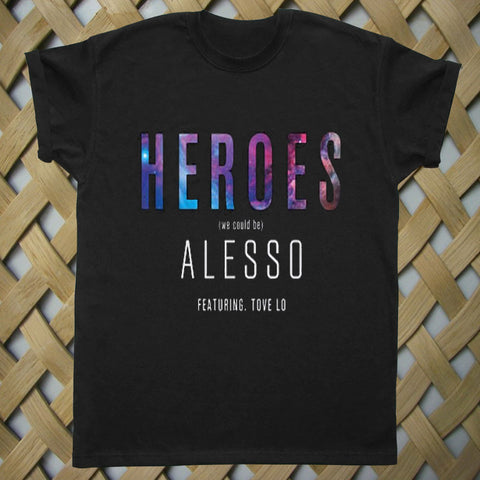 heroes alesso album cover T shirt