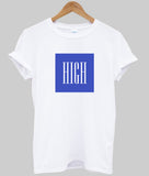 high tshirt