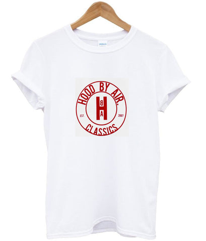 hood by air tshirt