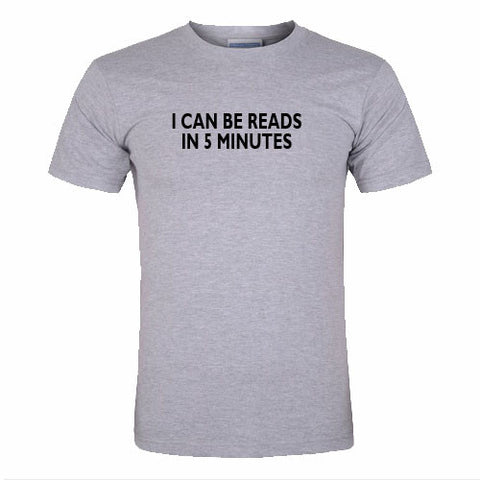 i can be reads tshirt