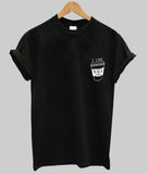i like black coffee tshirt