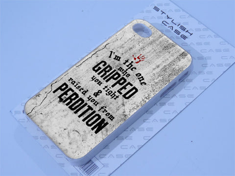 i'm the one who cripped Phone case iPhone case Samsung Galaxy Case