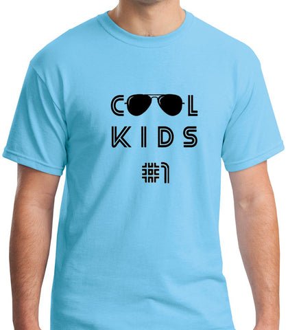 i make cool kids #1 T shirt