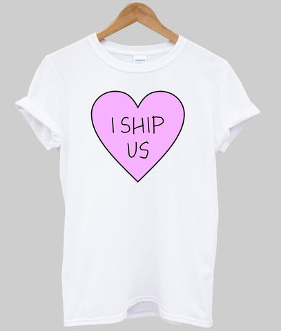 i ship us T shirt