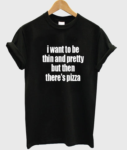 i want to be T shirt