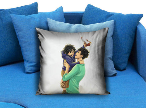 im here Brother's Birthright tadashi and hero Pillow case
