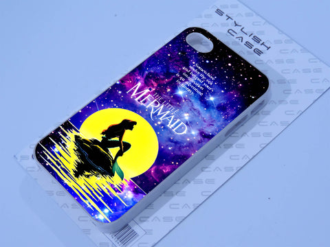 in the moonlight mermaid Phone case iPhone case Samsung Galaxy Case
