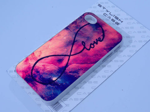 infinity love galaxy Phone case iPhone case Samsung Galaxy Case