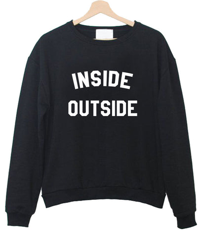 inside outside sweatshirt