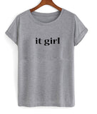 it girl T shirt
