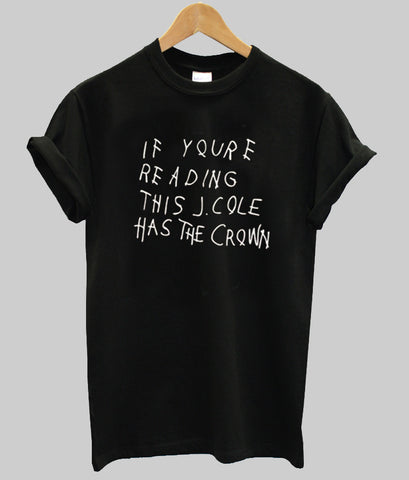 if your e reading T shirt