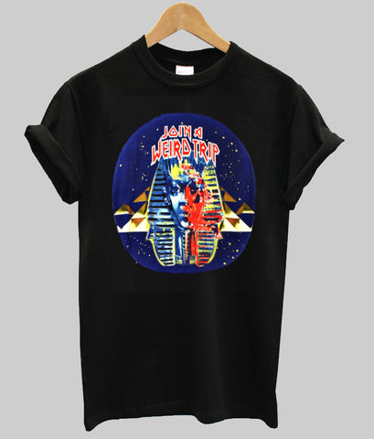 join weird trip tshirt