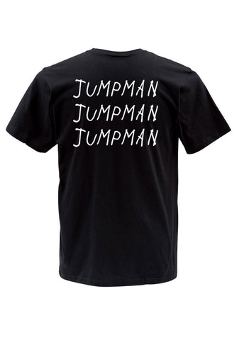 jumpman back T shirt
