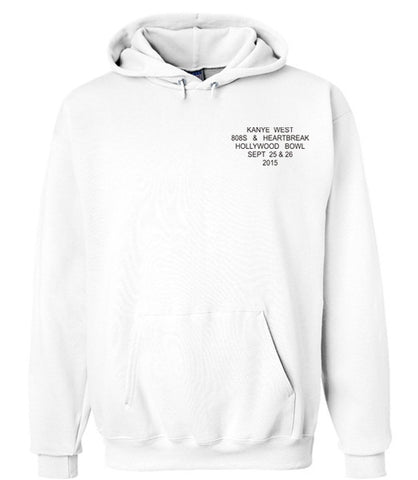 kanye west 808s & heartbreak hoodie
