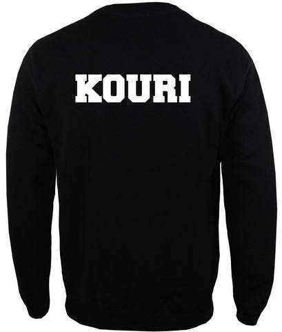 koury sweatshirt BACK
