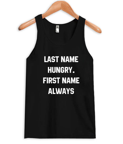 last name hungry Tank Top