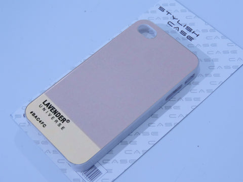lavender universe iphone case