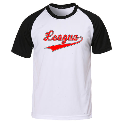 league T shirt