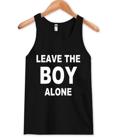 leave the boy Tank Top