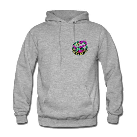 lets do lunch hoodie