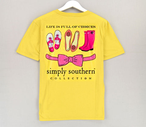 life is full of choices T shirt