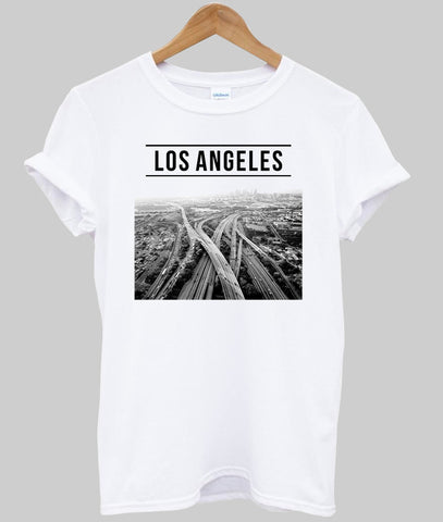 los angeles T shirt