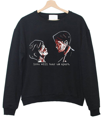 love will sweatshirt