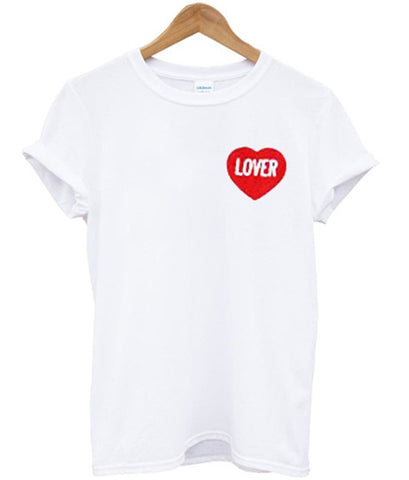lovers heart harry style T shirt