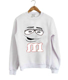 m&m sweatshirt