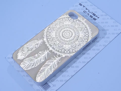 mandala hamsa1 iphone case