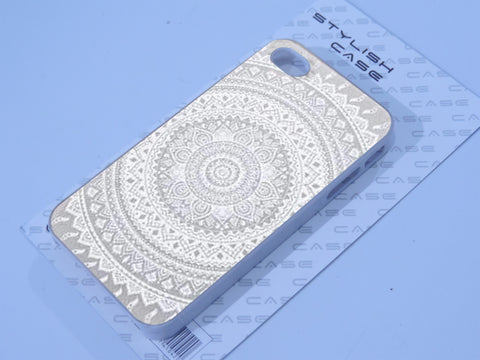 mandala hamsa3 iphone case
