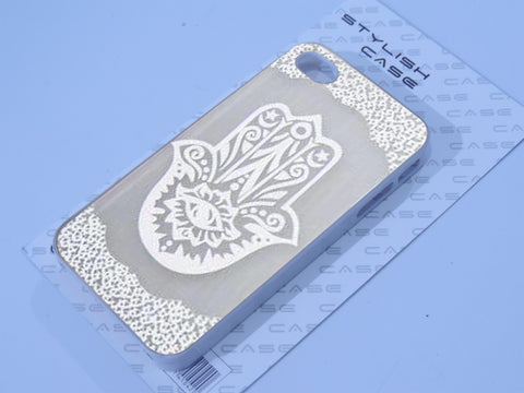 mandala hamsa5 iphone case