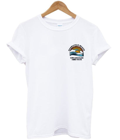 manhattan beach T Shirt