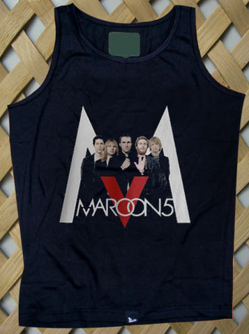 maroon 5 tour Tank top
