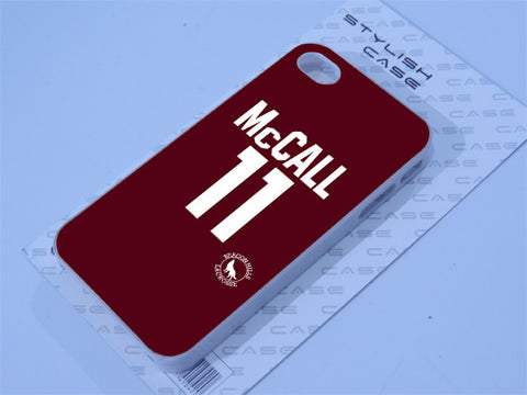 Mc call 11 Phone case iPhone case Samsung Galaxy Case