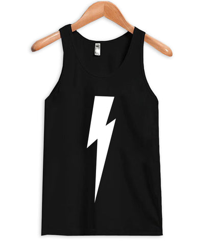 metal thunder Tank Top