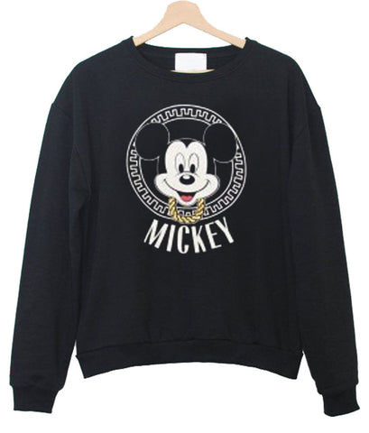mickey sweatshirt
