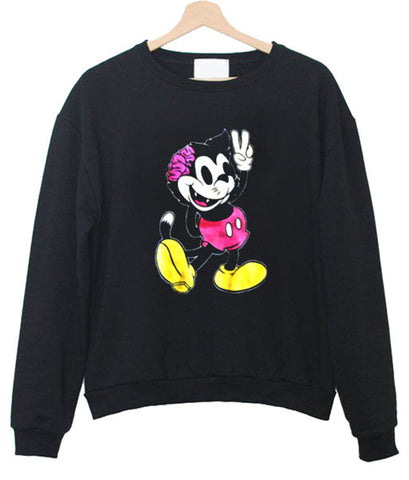 mickeymouse sweatshirt