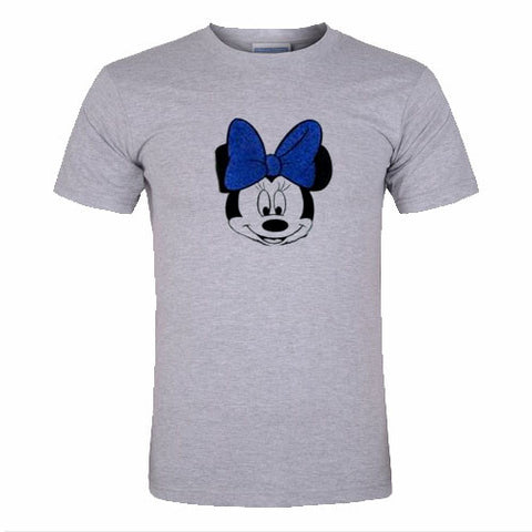 mini mouse head tshirt