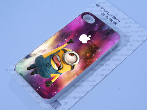 minion galaxy nebula Phone case iPhone case Samsung Galaxy Case